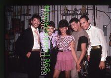 DEBARGE  MUSIC BAND   VINTAGE 35mm SLIDE TRANSPARENCY 4945 PHOTO