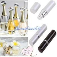 10ml Perfume Aftershave Atomizer Atomiser Bottle Travel Refillable Spray Case CB