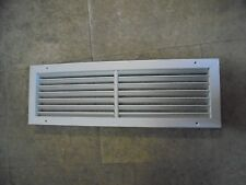 "Air Return Vent Cover Grille 19 3/8"" x 5 1/2"" CUT OUT  RIVERHAWK MARINE RV BOAT"