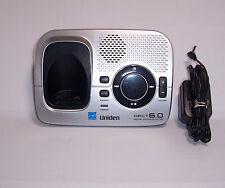 uniden dect1580 cordless phone main base for handsets dect1560 dect1588 dcx150