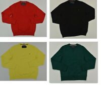 NWT Men's Tommy Hilfiger Pullover Sweater Most  Sizes Listing 4 Sizes  XS - 3XL