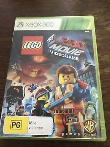 The LEGO Movie Video Gane: (Xbox 360) : Free Post