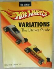 Hot Wheels Variations The Ultimate Guide 3rd Edition Book