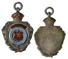 Aston Villa Football Club Medal From the 1935-36 Season