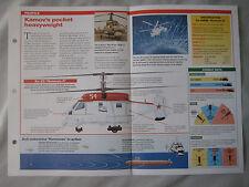 Aircraft of the World Card 5 , Group 3 - Kamov Ka-25 'Hormone'