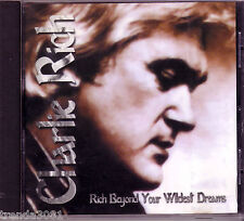 CHARLIE RICH Rich Beyond Your Wildest Dreams CD Classic 70s Country STAY BIG MAN
