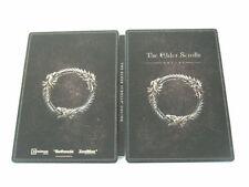 The Elder Scrolls Online : Steelbook collector [Vide/Empty]