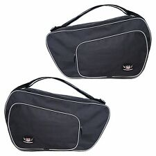Pannier liner bags inner bags for MOTO GUZZI NORGE 1200 NEW latest panniers