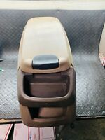 99-07 Ford F 250 Center Console Tan Cup Holder