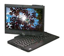 Tablette LENOVO x220t Core i5 max.3.2 GHz 8 Go 250 Go windows 10 Fonction Tactile