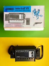 PONG Konsole MBO TELEBALL VII 7 Multi COLOR Magnavox Game OVP Set Box 70 Odyssey