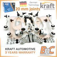 # SUSPENSION CONTROL ARMS SET WISHBONE Audi A4 A6 VW Passat B5 C5 4B 8D SUPERB