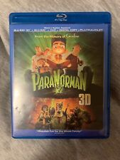 Paranorman 3D (2 Discs only)