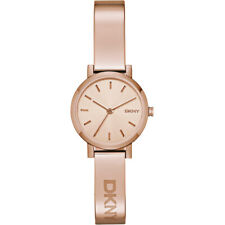 DKNY Rose Dial Rose Gold PVD Ladies Watch NY2308
