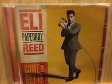 """ELI """"PAPERBOY"""" REED COME AND GET IT! CD"""