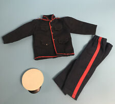 Vintage 1960s/70s GI Joe / Action Man Dress Marine Parade Uniform