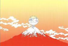 "Takashi Murakami   Kaikai Kiki   ""Mount Fuji"", 2001, 17,5 x 12 cm"