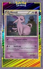 🌈Mentali Holo - HS04:Indomptable - 2/90 - Carte Pokemon Neuve Française
