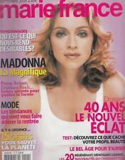 Marie France Frankreich Marie Gillian,Madonna,Fanny Ardant