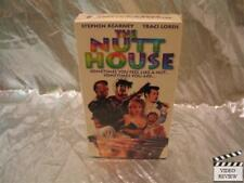The Nutt House VHS Stephen Kearney Traci Lords
