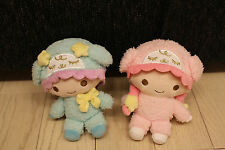 Sanrio Little Twin Stars Plush doll soft stuffed toy sleeping sheep Nakajima