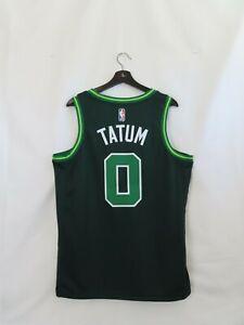 NWT Men's Jayson Tatum Boston Celtics Nike Swingman Jersey (LRG) Earned Edition