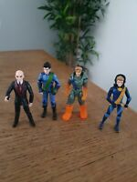 "Thunderbirds Are Go Action Figure Bundle 4"""