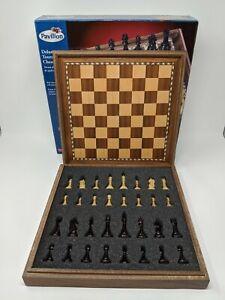 Pavilion Deluxe Tournament Chess Set Staunton-style Pieces New Open Box