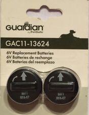 Guardian by PetSafe 6V Replacement Batteries, 2-Pack, GAC11-13624, Dog Bark Fenc
