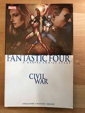 Civil War Fantastic Four marvel comics graphic novel tpb paperback