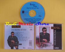 CD BOBBY SOLO Una lacrima sul viso 1996 eec TRING TRI 025(Xi3) no lp mc dvd vhs