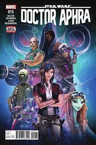 Star Wars Doctor Aphra #15 (2018) First Printing Comic Marvel Comics
