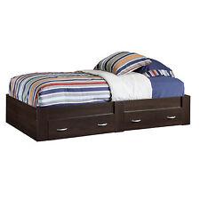 Twin Platform Bed - Cinnamon Cherry - Beginnings Collection (415465)