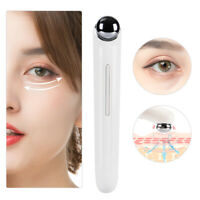 Electric EMS Ion Eye Face Massager Lift Tightening Vibration Pen Beauty Device