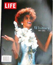 LIFE Magazine TRIBUTE to WHITNEY HOUSTON $14 COLLECTOR Issue