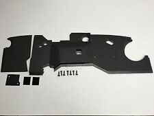 1973-1979 FORD PICKUP WITHOUT A/C, FIREWALL PAD
