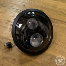 Motodemic Evo2 LED Headlight Ducati Monster600 800 900 1000 2006-2010 Black