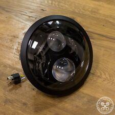 Motodemic Evo2 LED Headlight Ducati Monster600 800 900 1000 2006-2010 Black