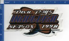 Authentic MLB- Tampa Bay Devil Rays Inaugural Season 1998 patch NOS