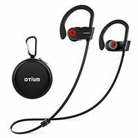 Otium Bluetooth Headphones, Best Wireless Sports Earbuds Ipx7
