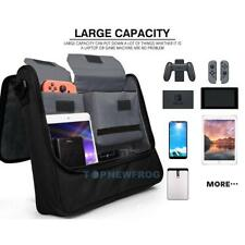 Travel Messenger Storage Bag Pouch Case for Nintendo Switch Console Accessories