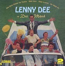 in Dee-mand 0604988046823 by Lenny Dee CD