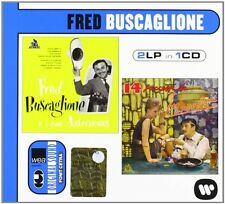 Fred Buscaglione: E I Suoi Asternovas + Successi Di... - 2lp in 1cd - CD