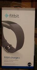 Fitbit Charge 2 Leather Accessory Band Small, Indigo NEW