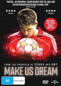 Make Us Dream NEW DVD