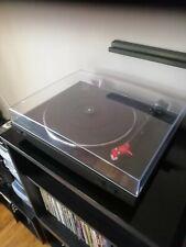 Audio-Technica AT-LP3 Belt Drive Automatic Turntable Black