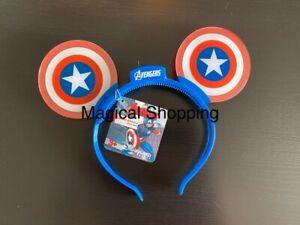 Serre-tête Disney Marvel - Avangers - Captain America