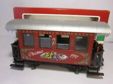 LGB 36077 1997 CHRISTMAS PASSENGER CAR