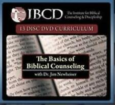 IBCD: The Basics Of Biblical Counseling With Dr. Jim Newheiser DVDs VIDEO MOVIE