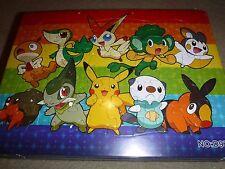 Brand New Jigsaw Pikachu ten Puzzles 40 pcs